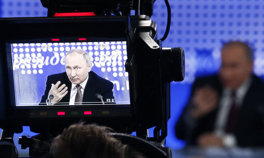 Nine Lessons of Russian Propaganda