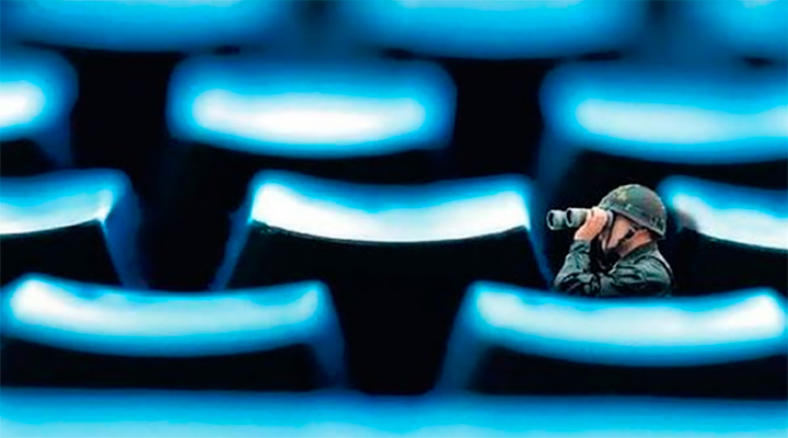 Тероризм у кіберпросторі та інфопросторі. Російський слід