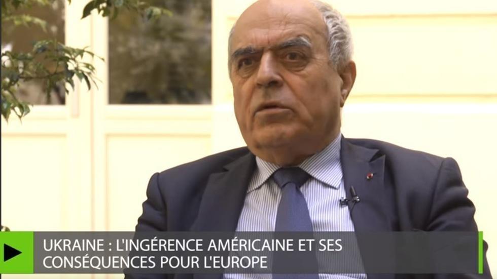 Колишній голова зовнішньої розвідки Франції став пропагандистом РФ