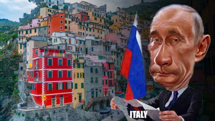 Европейские рупоры Кремля. Часть вторая, Италия