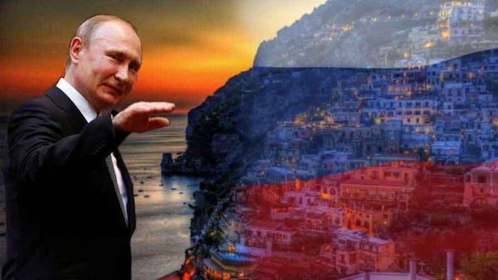 Пресс-брифинг «Итальянские рупоры кремлевской пропаганды»