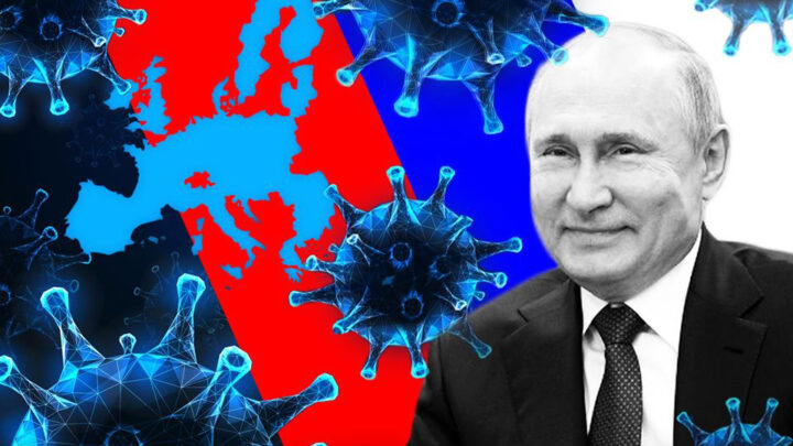 Russia uses coronavirus disinformation to spread panic in the West