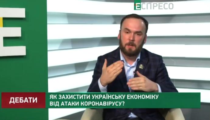 Юрій Кочевенко о коронавирусе и информационных войнах