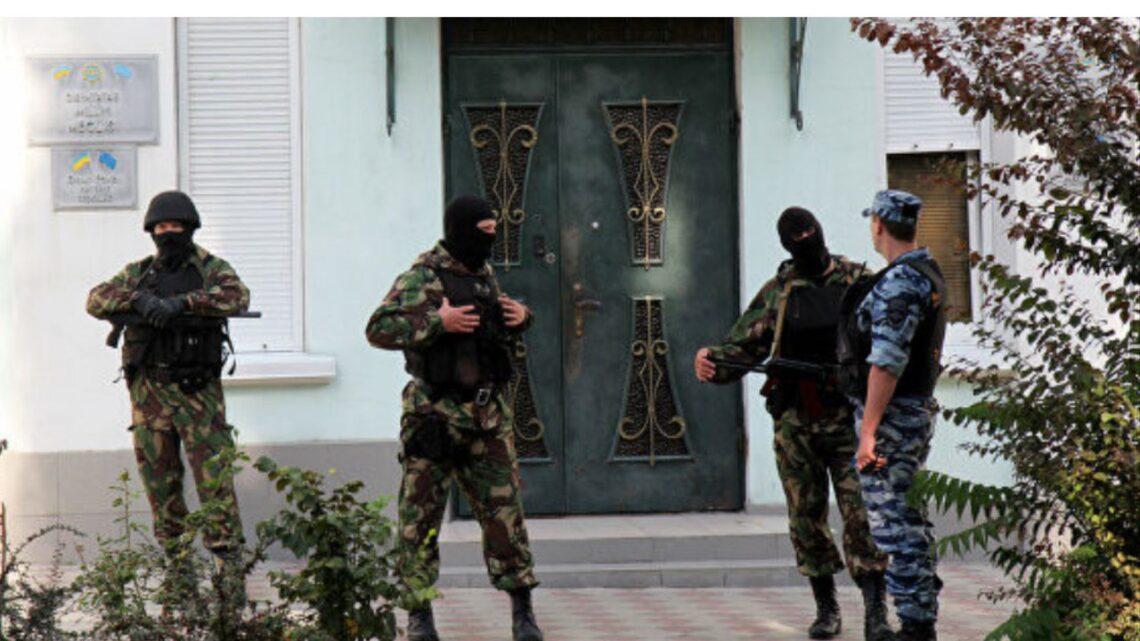 Российская пропаганда в Крыму. Часть 3. Победобесие, Новороссия и государственные рейдеры