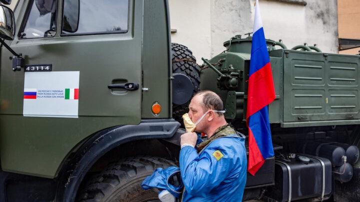 Російська місія в Італії є прикриттям для розвідки, застерігає британський експерт