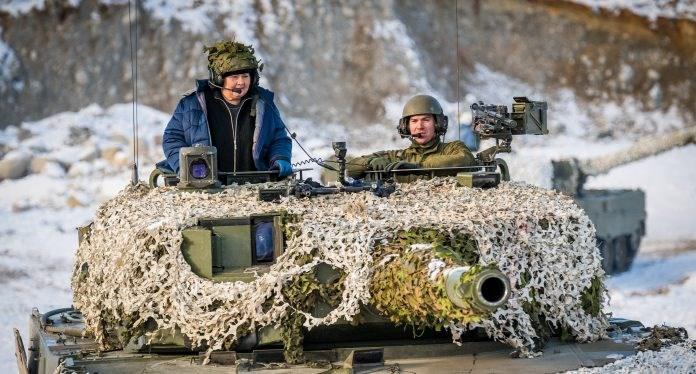 Норвегія збільшуєвійськові видаткидля протистояння Росії