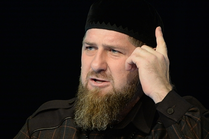 Kadyrov is not only a liar, but a coward too