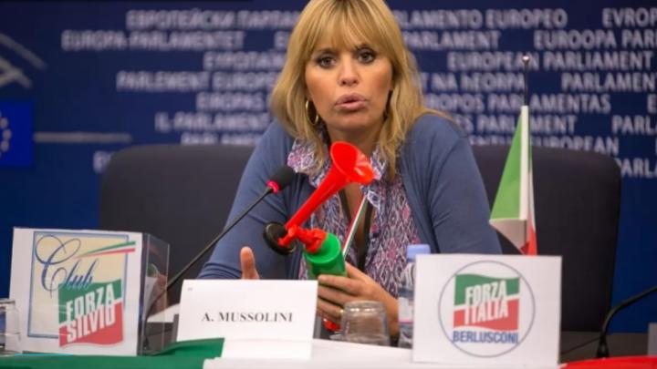 Знято санкції з італійської фашистки, що підтримує окупантів РФ та ще з декількох колаборантів