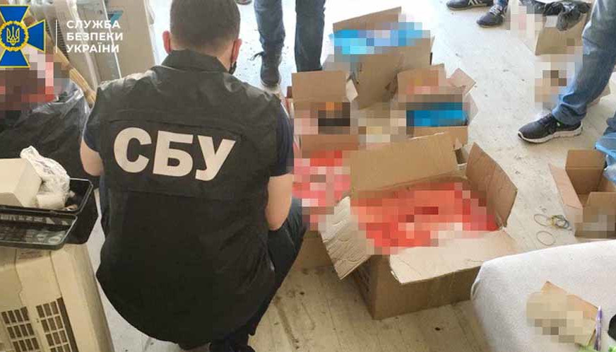СБУ блокувала роботу розгалуженої мережі ботоферм, якою керували з РФ