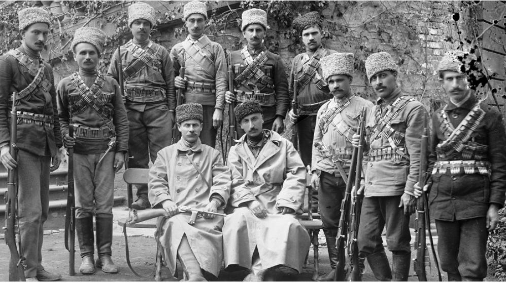 «Південна Осетія» – Червона Вандея