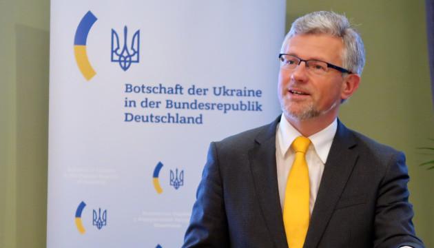 «Ексканцлер Шредер войдет в историю как лоббист Кремля в Германии» – Посол Украины Андрей Мельник