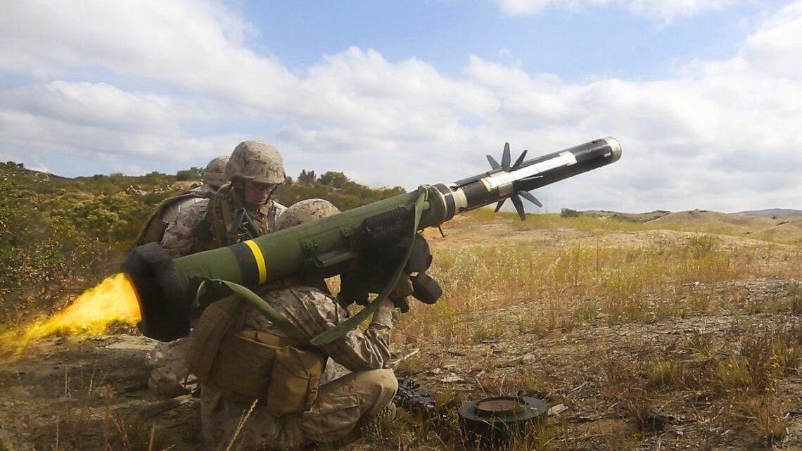 Javelin как способ агрессии России