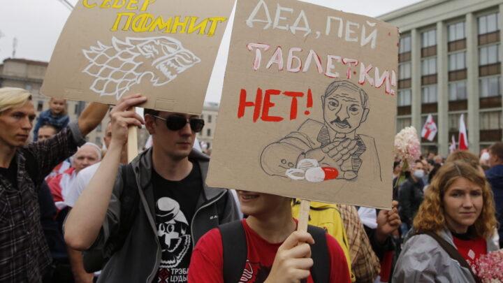 Беларусский гамбит Кремля для «Люблинской тройки».