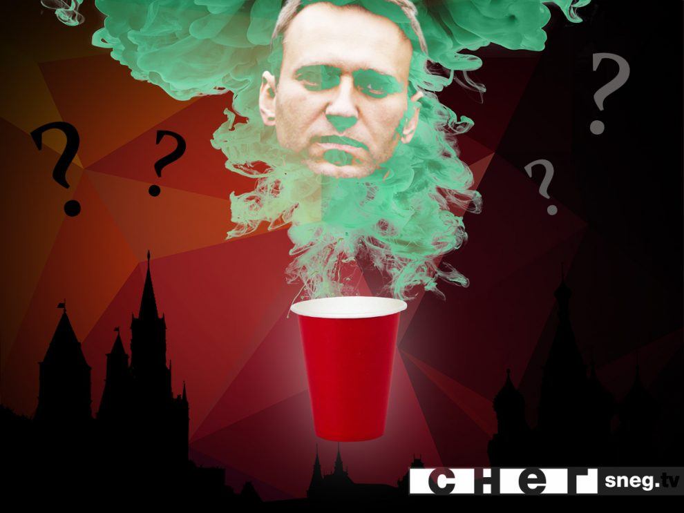 Putin should be praying for Navalny to recover