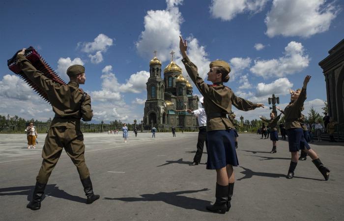 Клика Путина не против использовать верующих для достижения своих целей