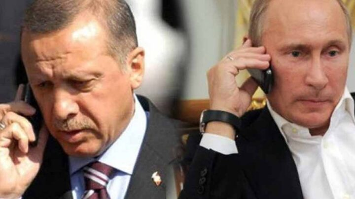 "Putin and Erdogan measure ""missiles"" and try ""dividing and conquering"" Nagorno-Karabakh"