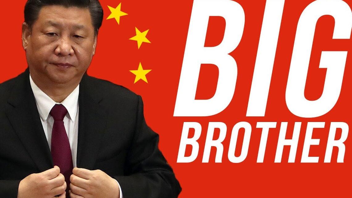 Китай шпионит за всем миром