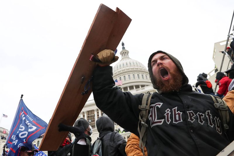 Kremlin's hybrid warfare agents participated in storming the Capitol
