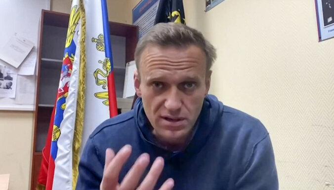 Навальный – Россия – Путин