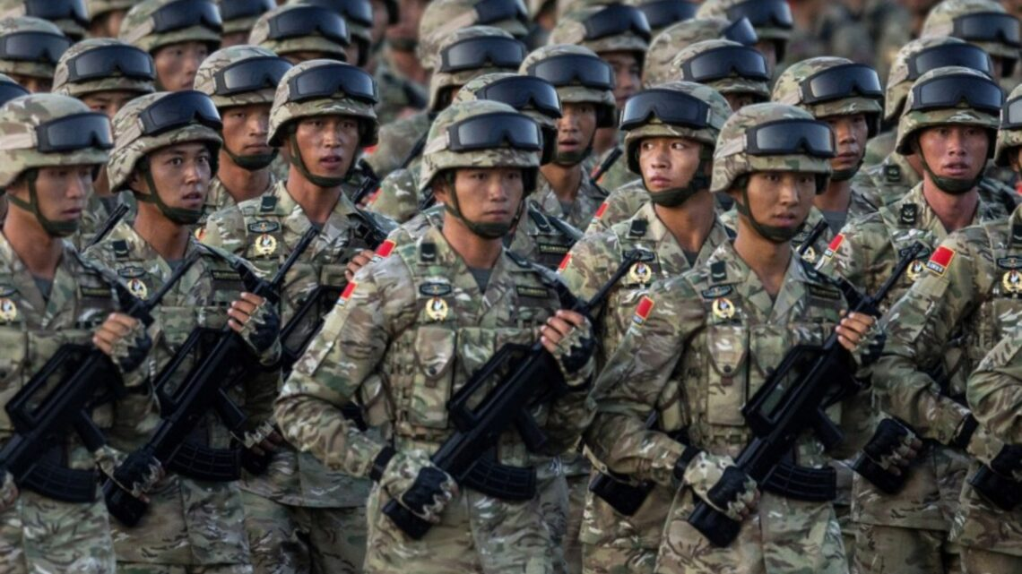 China soon intends to occupy Taiwan similar to the Crimea annexation scenario