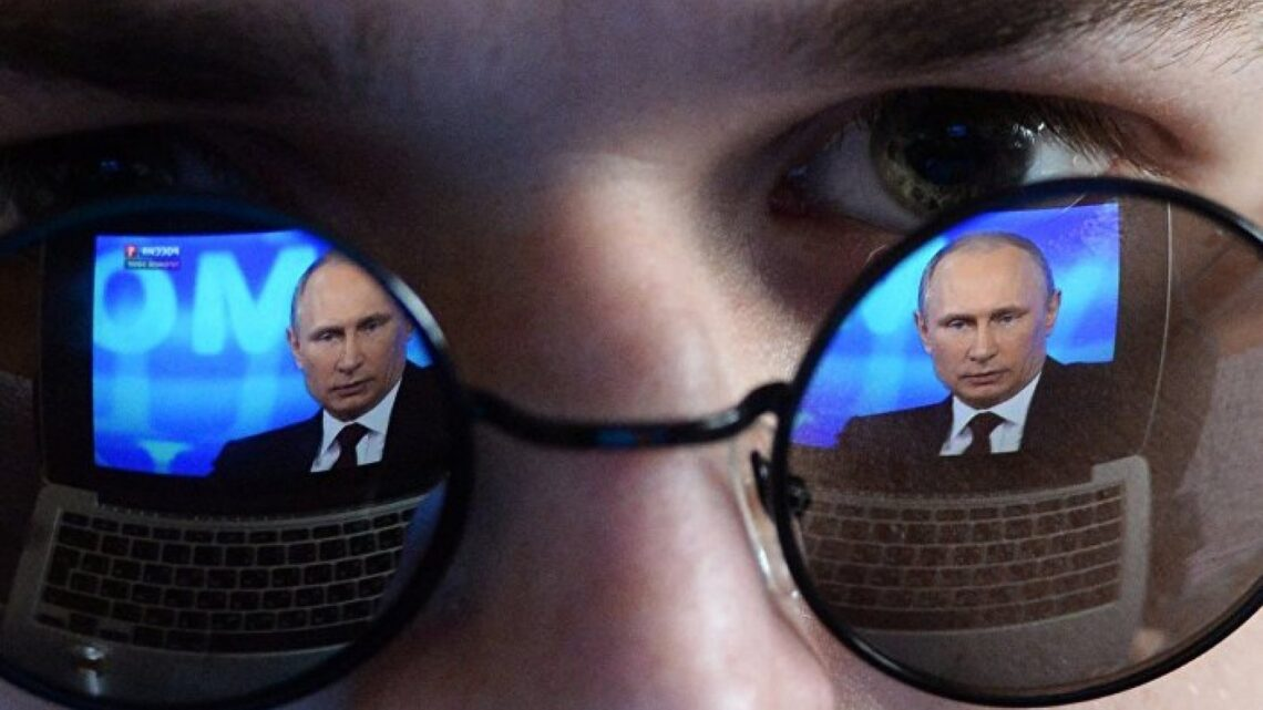 Не отпускать власть в стиле Путина: ложь, пропаганда и кровь