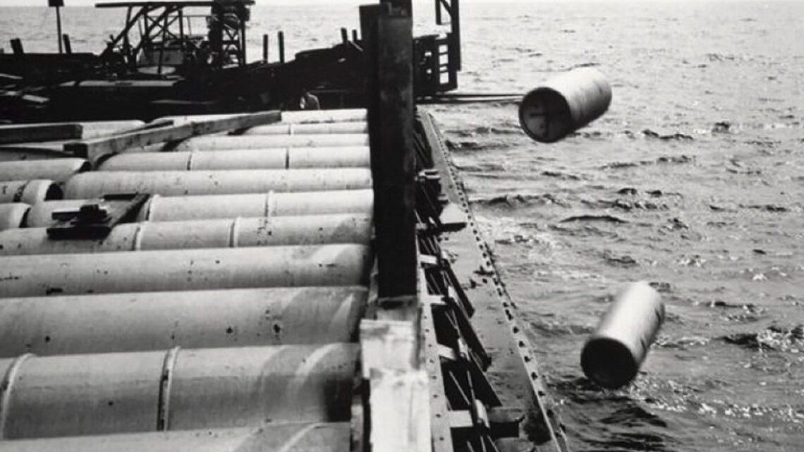 Baltic Sea in danger: Nord Stream 2 begins plowing minefields