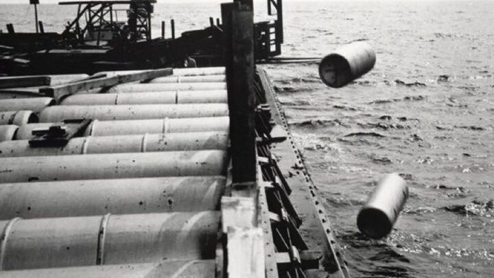 Балтийское море в опасности: Nord Stream 2 начинает вспашку минных полей