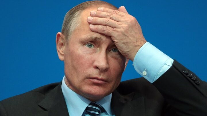 Putin and his schizophrenia