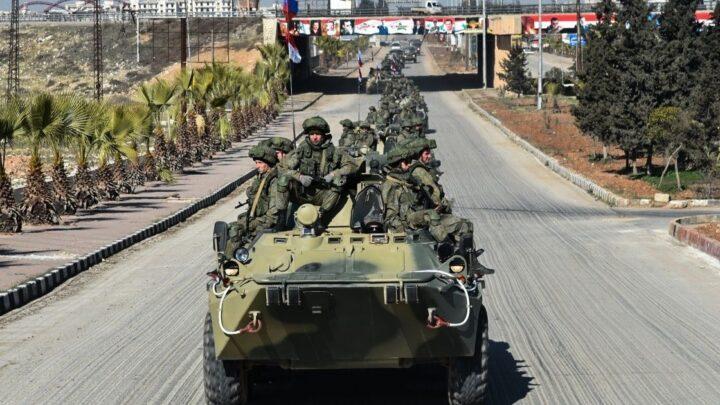 Scenario for Latvia with the participation of Russian mercenaries