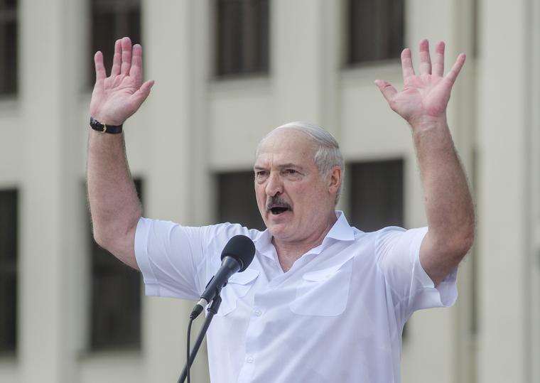 Лукашенко хочет сесть в тюрьму