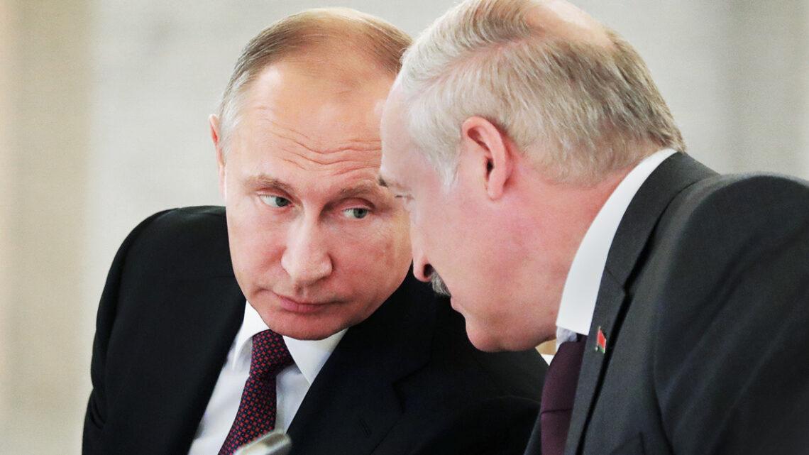 Belarus – de jure independent, de facto part of Russia