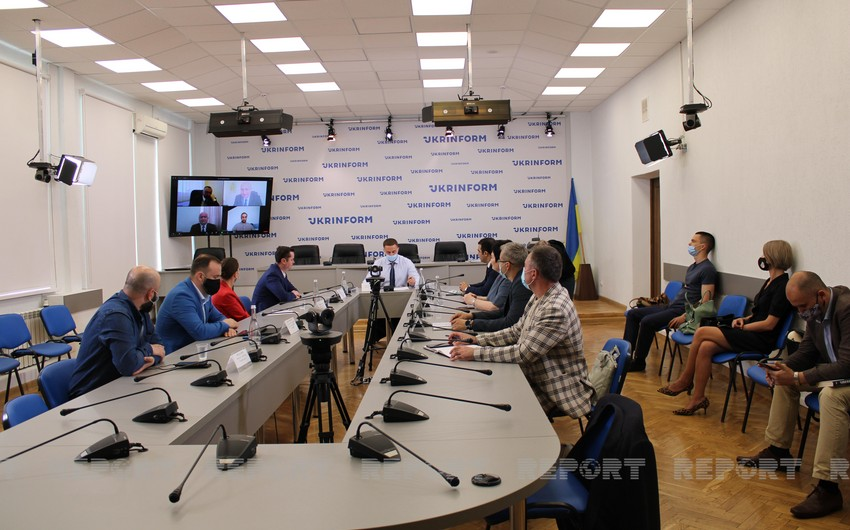 Создается совместная украино-азербайджанская медиа-платформа