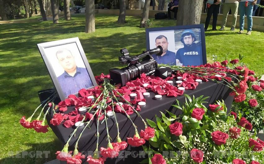 Українські ЗМІ виступили із заявою у зв'язку з загибеллю азербайджанських журналістів – ЕКСКЛЮЗИВ