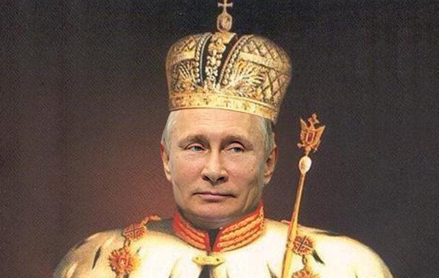 Путин де-факто царь России: церковь может объявить его сыном божьим