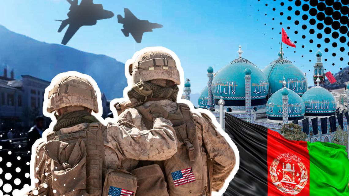 """Чего ждать от """"Талибана"""" странам Большой семерки"""