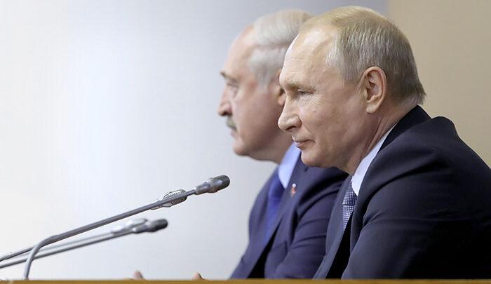 Путін приїде до Мінська як визволитель білоруського народу від режиму Лукашенка