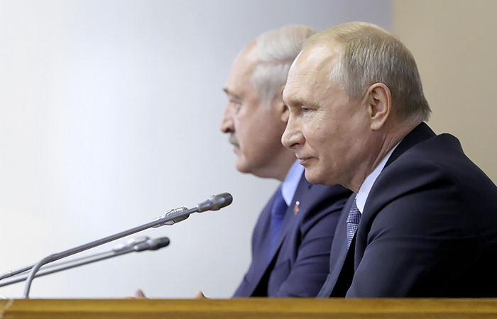 Путин приедет в Минск как освободитель белорусского народа от режима Лукашенко