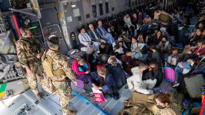 Спецслужби Росії намагалися завадити евакуації громадян України з Афганістану